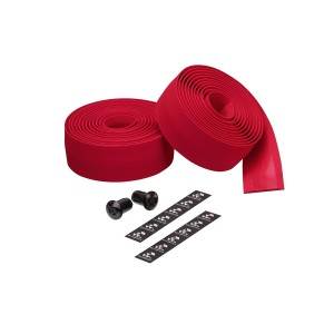 Ciclovation Basic Tape with Suede Touch Red