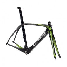 Definitive The One ISP Black/Green 49cm
