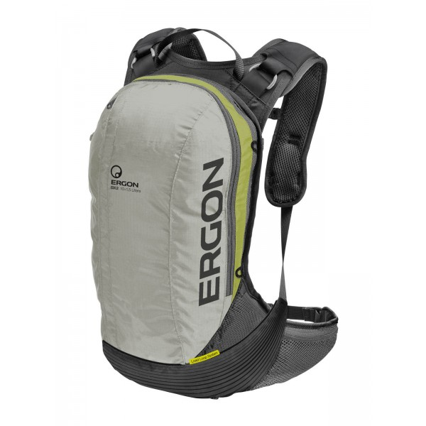 Ergon BX2 Backpack Small - Grey/Green