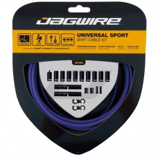 Jagwire Universal Sport Shift Kit Purple (UCK218)