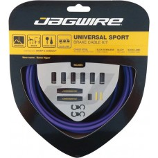 Jagwire Universal Sport Brake Kit Purple (UCK416)