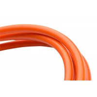 Jagwire Sport Brake Cable Housing Orange (per meter)