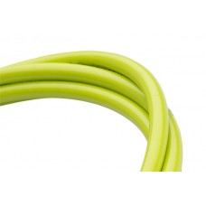 Jagwire Sport Brake Cable Housing Neon Green (per meter)