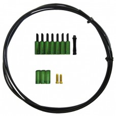 Jagwire ZSK300 Universal Pro Housing Seal Kits - Braided Shift Housing/ Cash Green