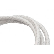 Jagwire Sport Brake Cable Housing Braided White 5.5mm (per meter)