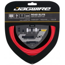 Jagwire Road Elite Sealed Shift Red (RCK454)