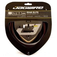 Jagwire Road Elite Sealed Brake Kit Frozen Coffee (RCK402)