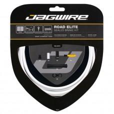 Jagwire Road Elite Sealed Brake Kit White (RCK403)