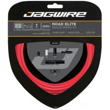 Jagwire Road Elite Sealed Brake Kit Red (RCK404)