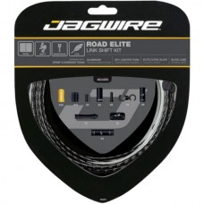 Jagwire RCK750 Road Elite Link Shift kit Black
