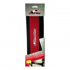 Lizardskins Chainstay Protector 29er Red