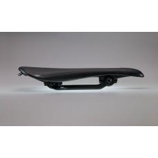 Morgaw Saddle TRIAN XC Aluminium Rail Black
