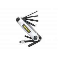 Topeak TT2321S X-Tool 10 Function Silver