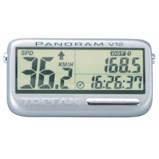 Topeak TPC-9 Panoram V12,12 function widescreen wireless meter