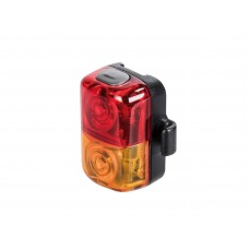 Topeak TMS092RY TAILLUX 30 USB, Red Yellow