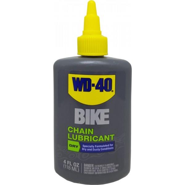 WD-40 Bike Chain Lube (Dry) 4fl oz