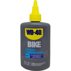 WD-40 Bike Chain Lube (Wet) 4fl oz