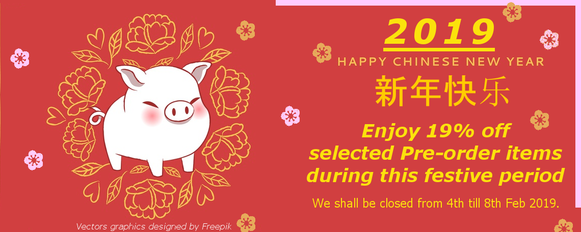 CNY 2019 Promo